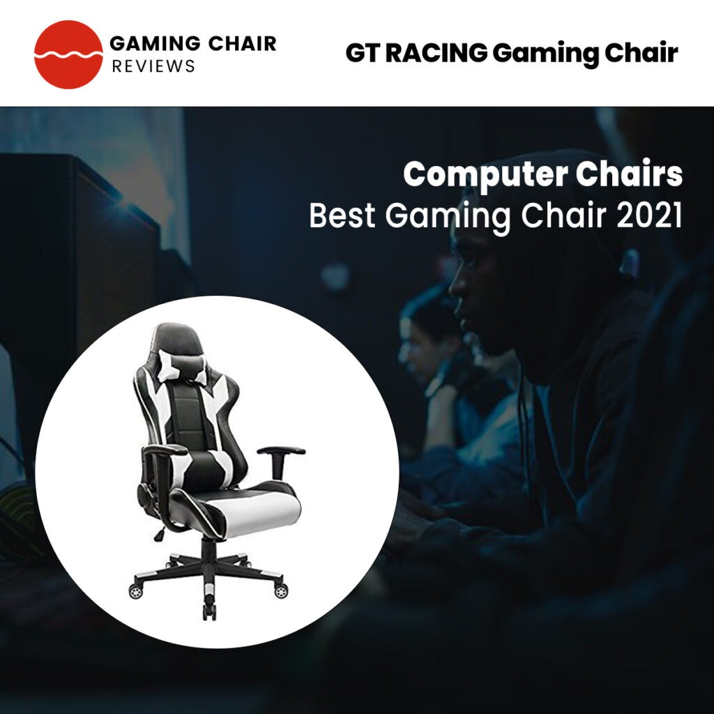 GT RACING Gaming Chair Racing Office Computer